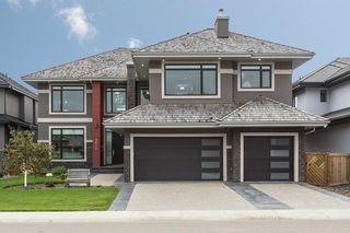 Photo 1: 3629 Westcliff Way in Edmonton: Zone 56 House for sale : MLS®# E4173525