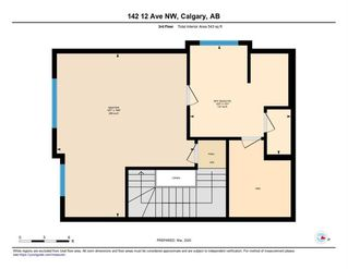 Photo 34: 142 12 Avenue NW in Calgary: Crescent Heights Row/Townhouse for sale : MLS®# C4290124