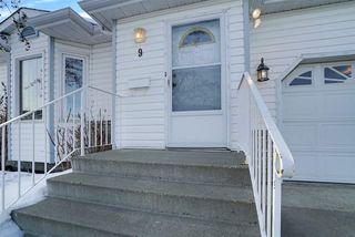 Photo 3: 9 Jackson road in Edmonton: Zone 29 Townhouse for sale : MLS®# E4192175