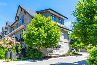 "Photo 1: 728 ORWELL Street in North Vancouver: Lynnmour Townhouse for sale in ""Wedgewood by Polygon"" : MLS®# R2454255"