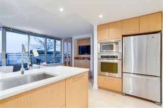 "Photo 3: 507 1680 W 4TH Avenue in Vancouver: False Creek Condo for sale in ""Mantra"" (Vancouver West)  : MLS®# R2517424"