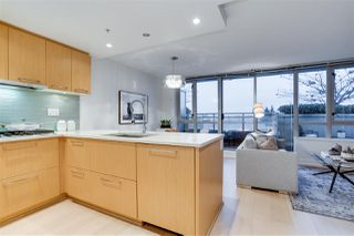 "Photo 2: 507 1680 W 4TH Avenue in Vancouver: False Creek Condo for sale in ""Mantra"" (Vancouver West)  : MLS®# R2517424"