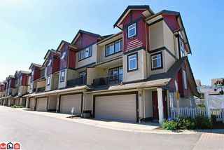 Photo 10: # 37 7168 179TH ST in Surrey: Clayton Condo for sale (Cloverdale)  : MLS®# F1018835