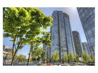 """Photo 1: # 2306 1438 RICHARDS ST in Vancouver: False Creek North Condo for sale in """"AZURA"""" (Vancouver West)  : MLS®# V845071"""