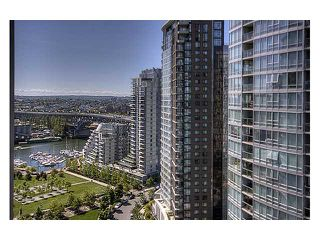"""Photo 3: # 2306 1438 RICHARDS ST in Vancouver: False Creek North Condo for sale in """"AZURA"""" (Vancouver West)  : MLS®# V845071"""