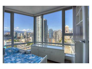 """Photo 8: # 2306 1438 RICHARDS ST in Vancouver: False Creek North Condo for sale in """"AZURA"""" (Vancouver West)  : MLS®# V845071"""