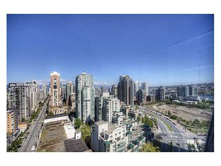 """Photo 2: # 2306 1438 RICHARDS ST in Vancouver: False Creek North Condo for sale in """"AZURA"""" (Vancouver West)  : MLS®# V845071"""