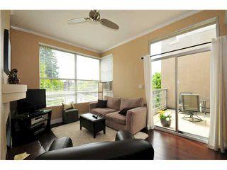 """Photo 3: # 406 3083 W 4TH AV in Vancouver: Kitsilano Condo for sale in """"DELANO"""" (Vancouver West)  : MLS®# V901374"""