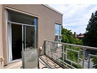 """Photo 9: # 406 3083 W 4TH AV in Vancouver: Kitsilano Condo for sale in """"DELANO"""" (Vancouver West)  : MLS®# V901374"""