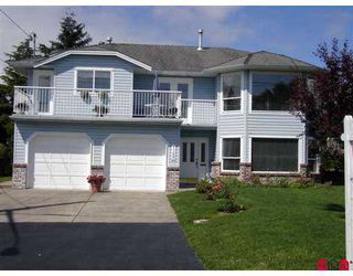 Photo 1: 1155 PARKER Street in White_Rock: White Rock House for sale (South Surrey White Rock)  : MLS®# F2719289