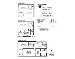 Photo 9: # N308 628 W 13TH AV in Vancouver: Condo for sale : MLS®# V660974