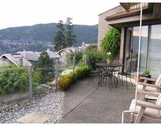 "Photo 2: 5340 MEADFEILD RD in West Vancouver: Upper Caulfeild Townhouse for sale in ""SAHALEE"" : MLS®# V584507"