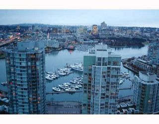 "Photo 5: 3605 1009 EXPO Boulevard in Vancouver: Downtown VW Condo for sale in ""LANDMARK 33"" (Vancouver West)  : MLS®# V684446"