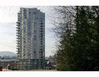 "Photo 1: 501 288 UNGLESS Way in Port_Moody: North Shore Pt Moody Condo for sale in ""THE CRESCENDO"" (Port Moody)  : MLS®# V693880"