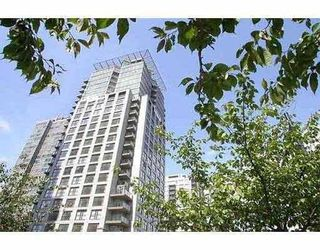 Photo 1: 1801 989 Beatty Street in Vancouver: DT Downtown Condo for sale (VW Vancouver West)  : MLS®# V620526