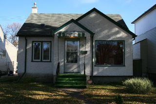 Main Photo: 751 Clifton Street/ West End in Winnipeg: West End / Wolseley Residential for sale (West Winnipeg)  : MLS®# 2815269