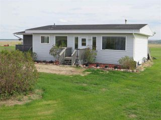 Photo 1: 45063A TWP RD 734 (KLESKUN NORTH): Rural Grande Prairie County House for sale : MLS®# E4190067