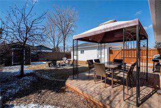 Photo 33: 30 Cherwell Road in Winnipeg: Southdale Residential for sale (2H)  : MLS®# 202007954