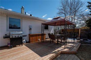 Photo 35: 30 Cherwell Road in Winnipeg: Southdale Residential for sale (2H)  : MLS®# 202007954