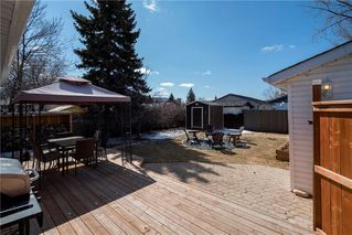 Photo 34: 30 Cherwell Road in Winnipeg: Southdale Residential for sale (2H)  : MLS®# 202007954