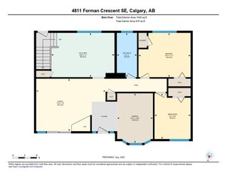 Photo 34: 4611 FORMAN Crescent SE in Calgary: Forest Heights Detached for sale : MLS®# A1024854