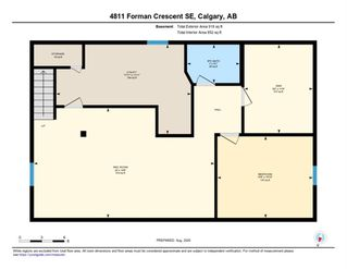 Photo 35: 4611 FORMAN Crescent SE in Calgary: Forest Heights Detached for sale : MLS®# A1024854