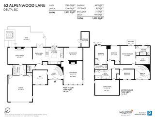 Photo 16: 62 ALPENWOOD Lane in Delta: Tsawwassen East House for sale (Tsawwassen)  : MLS®# R2496292