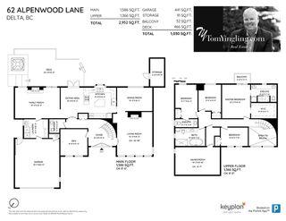 Photo 17: 62 ALPENWOOD Lane in Delta: Tsawwassen East House for sale (Tsawwassen)  : MLS®# R2496292