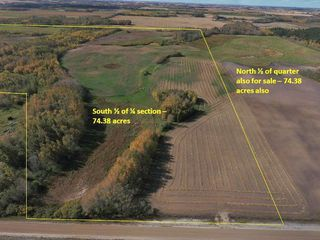 Photo 7: RR 240 betw Twp 580 & Twp 582 (south 1/2): Rural Sturgeon County Rural Land/Vacant Lot for sale : MLS®# E4216489