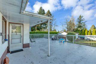 "Photo 31: 13943 KALMAR Road in Surrey: Bolivar Heights House for sale in ""bolivar heights"" (North Surrey)  : MLS®# R2520661"