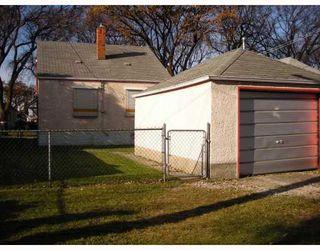Photo 5: 1191 DOMINION Street in WINNIPEG: West End / Wolseley Residential for sale (West Winnipeg)  : MLS®# 2920434
