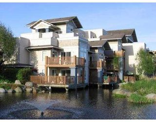 "Photo 1: 126 5600 ANDREWS Road in Richmond: Steveston South Condo for sale in ""THE LAGOONS"" : MLS®# V657271"