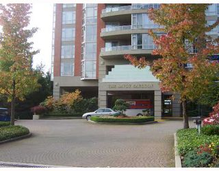 "Main Photo: 1206 6888 STATION HILL Drive in Burnaby: South Slope Condo for sale in ""SAVOY CARLTON"" (Burnaby South)  : MLS®# V672982"