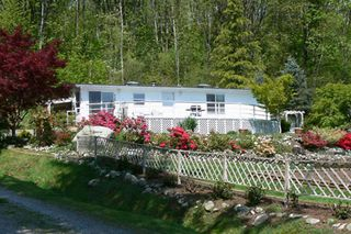 "Main Photo: 89 43201 LOUGHEED Highway in Mission: Mission BC Manufactured Home for sale in ""Nicoamin Village"" : MLS®# F2814797"