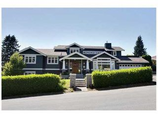 Photo 1: 459 GENOA Crescent in North Vancouver: Home for sale : MLS®# V855098