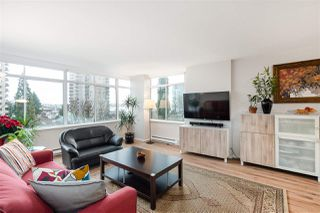 "Main Photo: 602 130 E 2ND Street in North Vancouver: Lower Lonsdale Condo for sale in ""The Olympic"" : MLS®# R2431856"