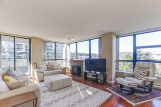 "Photo 2: 105 288 UNGLESS Way in Port Moody: North Shore Pt Moody Condo for sale in ""CRESCENDO"" : MLS®# R2437892"