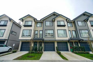 "Main Photo: 43 8570 204 Street in Langley: Willoughby Heights Townhouse for sale in ""Woodland Park"" : MLS®# R2457632"
