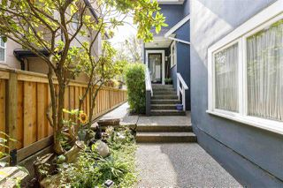 Main Photo: 1860 W 11TH Avenue in Vancouver: Kitsilano Townhouse for sale (Vancouver West)  : MLS®# R2496173