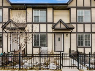 Photo 1: 1119 CRANFORD Court SE in Calgary: Cranston Row/Townhouse for sale : MLS®# A1051961