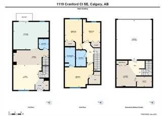 Photo 30: 1119 CRANFORD Court SE in Calgary: Cranston Row/Townhouse for sale : MLS®# A1051961