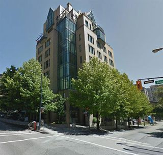 Main Photo: 502 1080 HOWE Street in Vancouver: Downtown VW Office for sale (Vancouver West)  : MLS®# C8036282