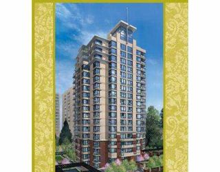 """Photo 1: 1101 720 HAMILTON Street in New_Westminster: Uptown NW Condo for sale in """"GENERATIONS"""" (New Westminster)  : MLS®# V661397"""