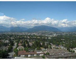 "Photo 6: 2206 5885 OLIVE Avenue in Burnaby: Metrotown Condo for sale in ""THE METROPOLITAN"" (Burnaby South)  : MLS®# V668699"