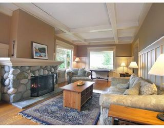 Photo 4: 2503 HAYWOOD Avenue in West_Vancouver: Dundarave House for sale (West Vancouver)  : MLS®# V692756