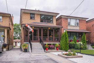 Photo 1: 262 Ryding Ave in Toronto: Junction Area Freehold for sale (Toronto W02)  : MLS®# W4544142