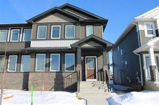 Photo 1: 4707 36 Street: Beaumont House Half Duplex for sale : MLS®# E4189766