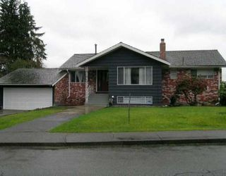 Photo 1: 3393 DALEBRIGHT Drive in Burnaby: Government Road House for sale (Burnaby North)  : MLS®# V634133