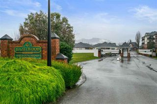 """Photo 36: 101 8485 YOUNG Road in Chilliwack: Chilliwack W Young-Well 1/2 Duplex for sale in """"HAZELWOOD GROVE"""" : MLS®# R2523942"""