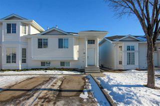 Main Photo: 25 3380 28A Avenue in Edmonton: Zone 30 Townhouse for sale : MLS®# E4225564